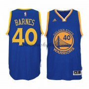 Golden State Warriors Basketball Trøjer 2015-16 Harrison Barnes 40# Road..